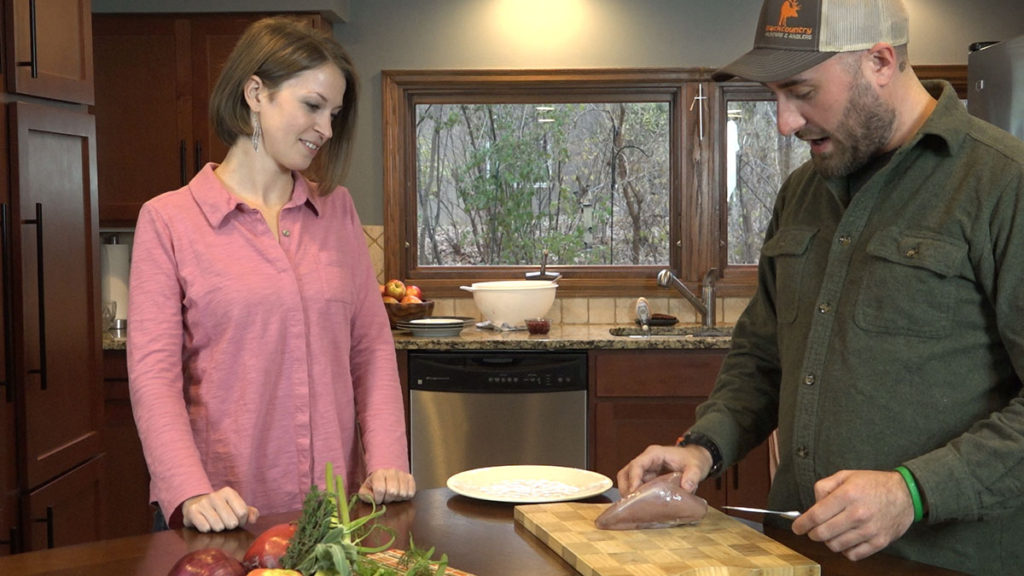 Ashley-learns-cooking-wild