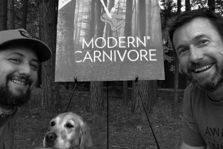 Modern Carnivore Podcast Episode 016 Grouse Camp 2020