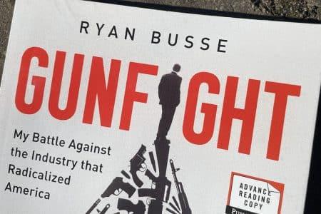 Ryan Busse Author Gunfight